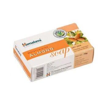 Himalaya Herbals Tápláló mandulás szappan - száraz bőrre 75 g