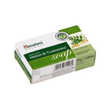Himalaya Herbals Nim (neem) és kurkuma szappan - minden bőrtípusra 75 g