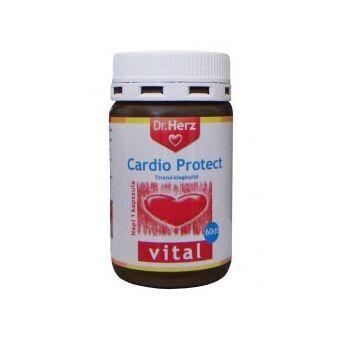 DR.HERZ CARDIO PROTECT KAPSZULA 60db