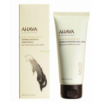 AHAVA Dermud intenzíven tápláló kézkrém 100 ml