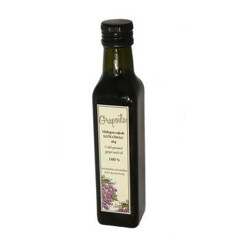 Grapoila hidegen sajtolt szőlőmagolaj 250 ml