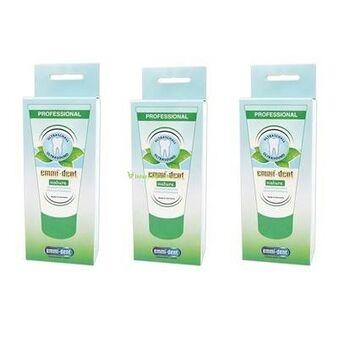 Emmi Dent Nature ultrahangos fogkrém 3x75 ml