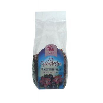IZ-ISZ Feketeribizlis gyümölcstea keverék hibiszkusszal 100 g