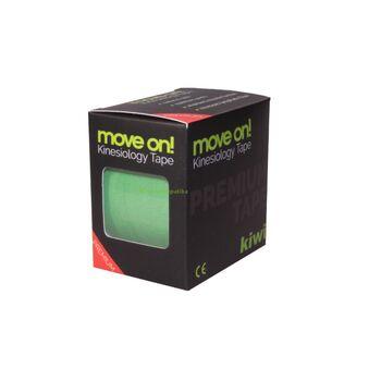 Move on! kineziológiai szalag (tape) kivizöld színben 1db