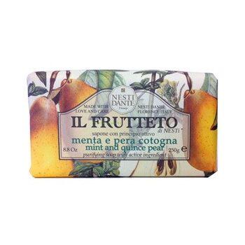 Nesti Dante Il frutteto – Körte-menta szappan 250 gr