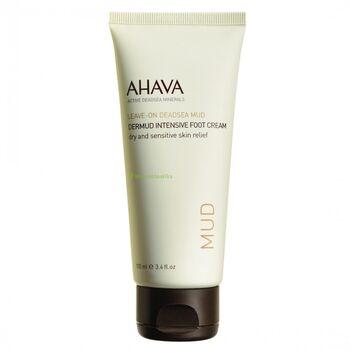 AHAVA Dermud intenzíven tápláló lábkrém, 100 ml