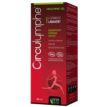 Circulymphe hűsítő gél 150 ml