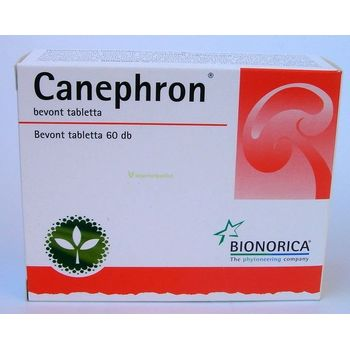 Canephron bevont tabletta 60 db