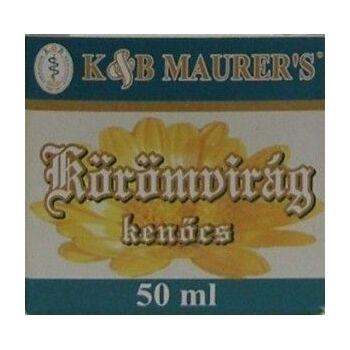 KÖRÖMVIRÁG KENŐCS K&B 50 ml