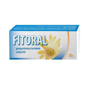 FITORAL SZÁJZSELÉ 10 g