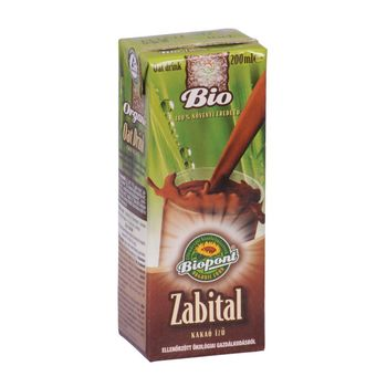 BIO ZABITAL kakaós /BIOPONT/ 200 ml
