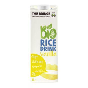 THE BRIDGE BIO RIZSITAL VANÍLIA 1000 ml