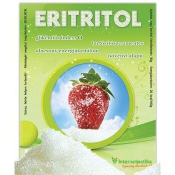 INTERNETPATIKA ERITRITOL-ERITRIT természetes édesítőszer 500g