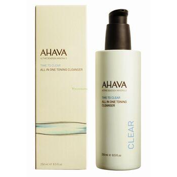 AHAVA Tonizáló tisztító arctej 250 ml