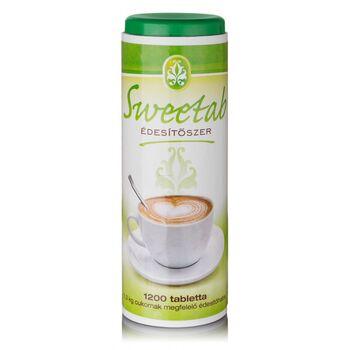 Sweetab édesítőszer 1200db
