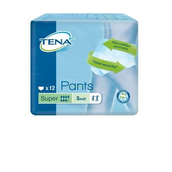 TENA Pants Super pelenkanadrág súlyos inkontinencia ellátására Small - 12 db
