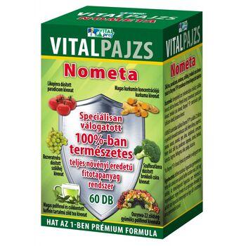 Vitalpajzs Nometa tabletta 60db