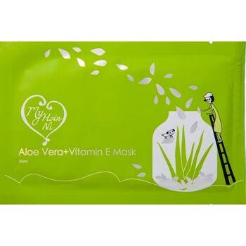 My Hsin Ni arcmaszkok - Aloe Vera+ E-vitamin 30 ml