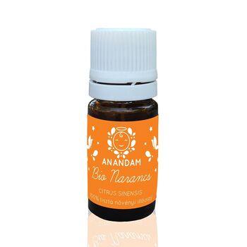 ANANDAM Bio Narancs Illóolaj - 5 ml