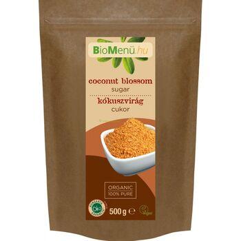 BioMenü BIO KÓKUSZVIRÁG cukor 500 g