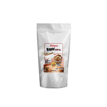 Dia-Wellness Kollagénes Rapid parfé Karamell ízű 125 g