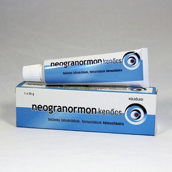 Neogranormon kenőcs 25 g