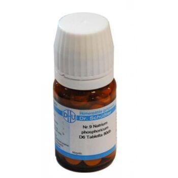 Schüssler-só Nr.9 natrium phosphoricum D6 80 db