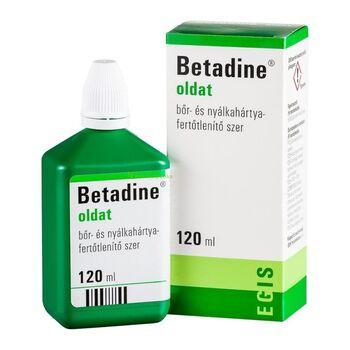 Betadine oldat 120 ml