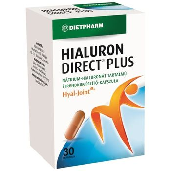 DIETPHARM HIALURON DIRECT PLUS TABLETTA 30db