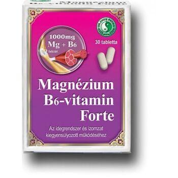 DR.CHEN MAGNÉZIUM B-VITAMIN FORTE 30db