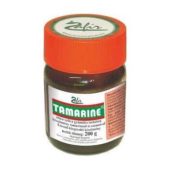 Zafír Tamarine étrend-kiegészítő tamarinnal és szennával 200g