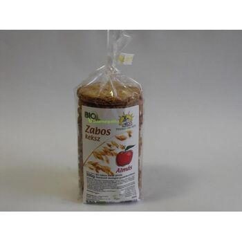 Piszkei Bio zabos keksz almás 200g