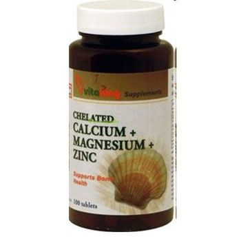 VITAKING CALCIUM MAGNESIUM ZINK 100 DB