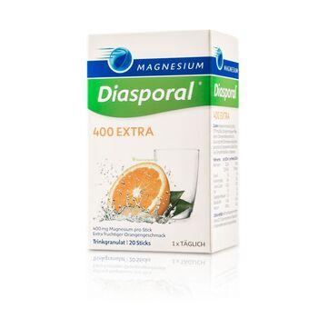 Magnesium Diasporal 400 EXTRA ivógranulátum 20 tasak