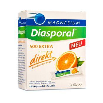 Magnesium Diasporal 400 EXTRA DIREKT 20 tasak