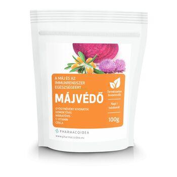 Pharmacoidea Májvédő porkeverék 100g (33 adag)