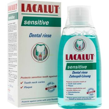Lacalut Sensitive szájvíz 300ml