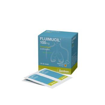 Fluimucil JUNIOR 100 mg granulátum 30 db