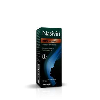 Nasivin Kids 0,25mg/ml oldatos orrcsepp 10 ml