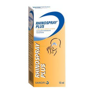 Rhinospray plus oldatos orrspray 10 ml