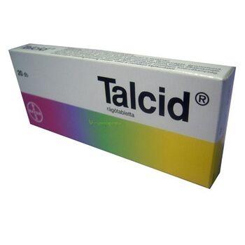 Talcid 0,5 g rágótabletta 20 db