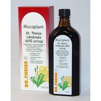 Mucoplant Dr. Theiss Lándzsás útifű szirup 250 ml