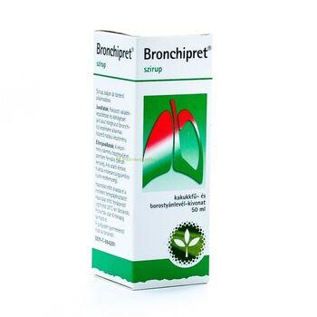 Bronchipret szirup 50 ml