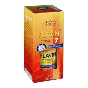 FLAVIN 7 + PREMIUM GYÜMÖLCSKONCENTRÁTUM 200ml