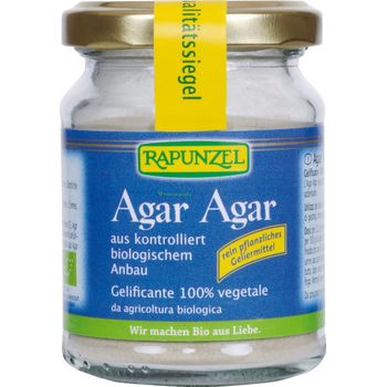 Rapunzel bio agar-agar növényi zselésítő 60 g