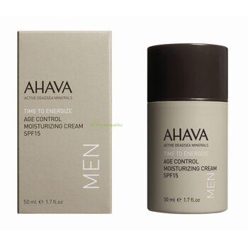 AHAVA Men Ránctalanító hidratálókrém férfiaknak SPF15 50 ml