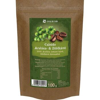 Caleido Arabica és Zöldkávé 100 g