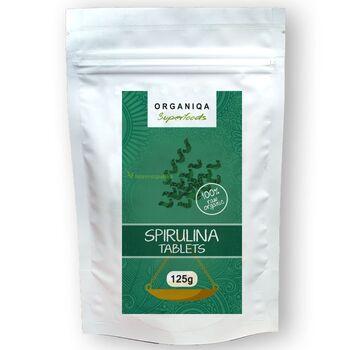ORGANIQA Bio Spirulina tabletta 125g (250db)