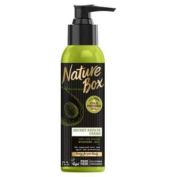 Nature Box Avokádó pumpás hajpakolás a regenerált hajért 150 ml