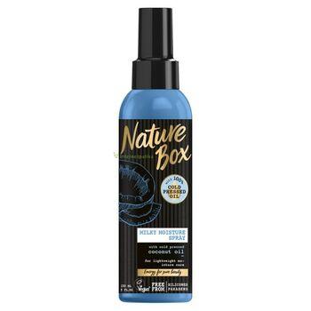 Nature Box Kókusz spray hajpakolás a hidratált hajért 150 ml